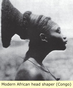 African head binding, Congo